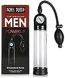 Handle Vacuum Pump for Men & 9 Inch Enlargement Extender Pennis Pumps Enlargers - Best Gift