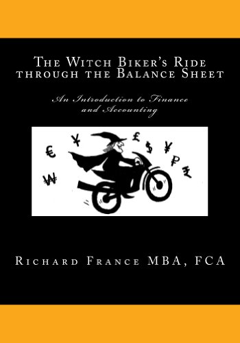 The Witch Biker's Ride through the Balance Sheet (English Edition)