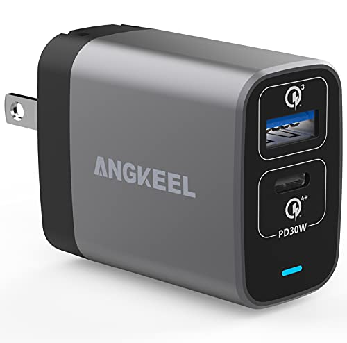 Cargador Quick Charge  marca ANGKEEL