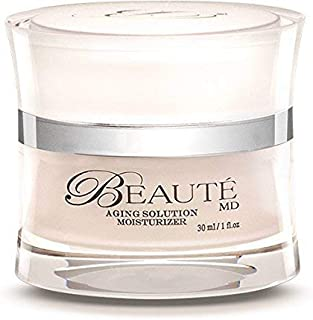 BeauteMD Moisturizer - ALL Natural Anti Aging Formula Made With Organic Ingredients, Ginkgo Biloba & Fruit Stem Cells by T...