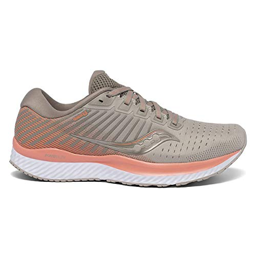 Saucony womens Guide 13 Guide 13 Beige Size: 5.5 UK