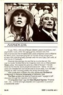 Persistence of Memory: A Personal Biography of Salvador Dali by Amanda Lear (1987-02-03)