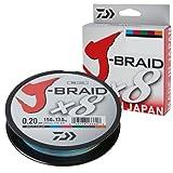 Daiwa - Fishing Braid J Braid 8B 150M 10/100 12755010