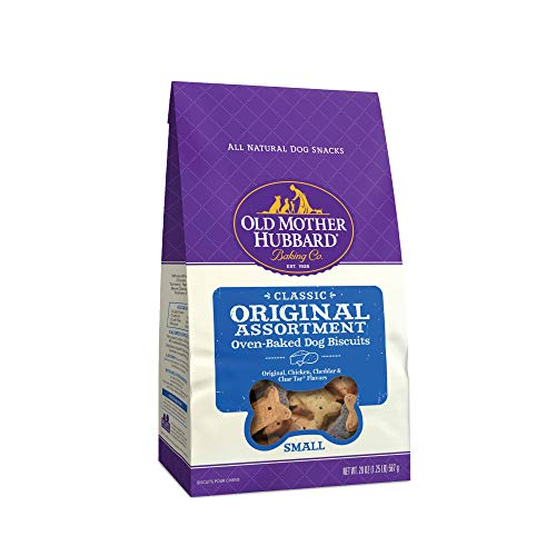 Old Mother Hubbard Assortment Baked Dog Treats Only $1.28 (Retail $7.89)