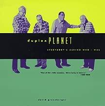 the duplex planet