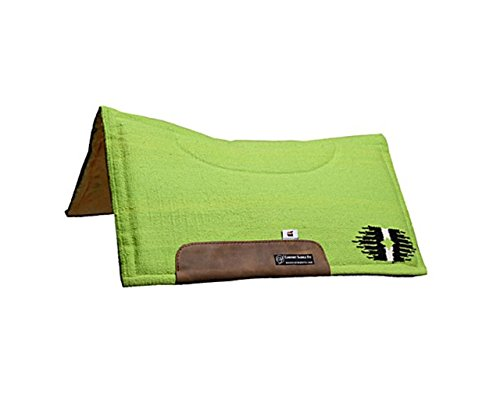 Western Imports CSF Westernpad LONESTAR (Lime)
