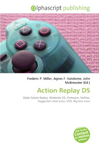 Action Replay DS: Datel Action Replay, Nintendo DS, Firmware, NoPass, Suggested retail price, USD, Big-box store
