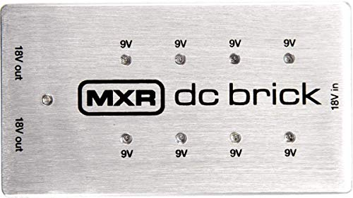 Dunlop m-237 MXR Bass Innovations DC BRICK Power Supply