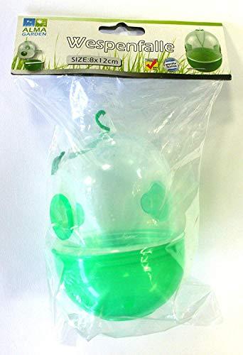 Juego de 3Trampa avispas sin veneno | Trampa contra insectos | Protección contra insectos | mosca atrapasueños