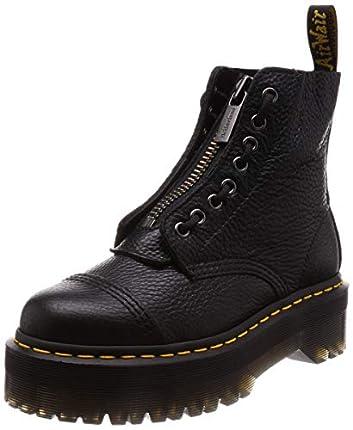Botas para mujer, color Negro , marca DR. MARTENS, modelo Botas Para Mujer DR. MARTENS SINCLAIR 8 EYE AUNT S Negro