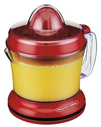 Proctor Silex 66335 Exprimidor de Jugos y Cítricos Eléctrico de 1 litro – Exprimidor de Naranjas, Color…