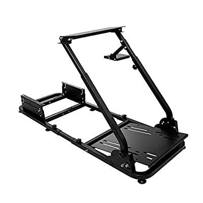 Hottoby Wheel Stand G920 Racing Wheel Stand Racing simulator for Logitech G25 G27 G29 G920 Racing Wheel Shifter and Pedals
