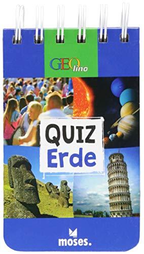 GEOlino Quiz Erde | 100 spannende Fragen und Antworten | Für Kinder ab 8 Jahren