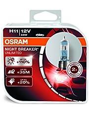 Osram ORIGINAL H11, 64211, 12V, vouwdoos