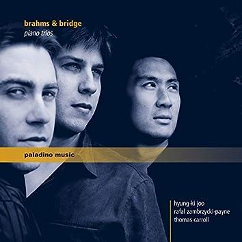 Brahms & Bridge: Piano Trios