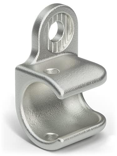 ZWEIBERG® Kupplung Fahrradanhänger für ThuIe und Chariot - Getestet in Deutschland, INOX Stahl, 10 Jahre Garantie | Fahrradanhänger Kupplung