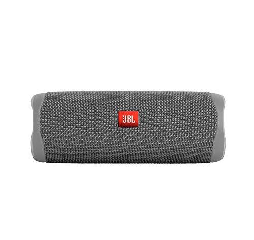 JBL FLIP 5, Waterproof Portable Bluetooth Speaker, Gray (New Model)