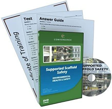 SafetyInstruction com Supported Scaffold Safety: Amazon com