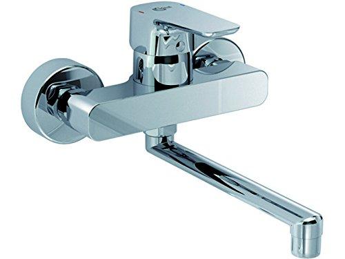 Ideal Standard B0726AA Spültisch-Wand-Einhebelmischer