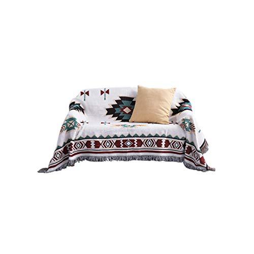 Sofaüberwurf Sofa Überwürfe Anti-Rutsch Sofabezug Sofahusse Sofa Abdeckung In Verschiedene Größe Und Farbe Stil 1 160 * 260cm