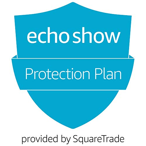 Price comparison product image 2-Year Protection Plan plus Accident Protection for Echo Show (2018 release,  delivered via e-mail)