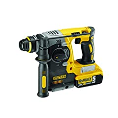 Brushless motor for extended runtime and durability Active Vibration Control which significantly reduces vibration 2.1 Joules impact energy which provides corded power without the cord Retractable utility hook for convenient hanging and storage No Lo...
