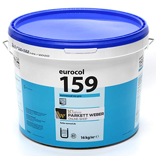 eurocol 159 Parkettkleber 16 kg