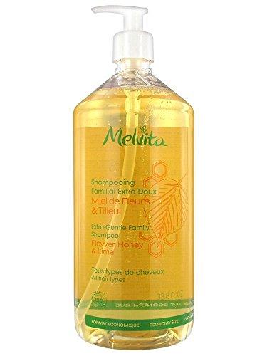 Melvita Shampoing Familial Extra-Doux Bio 1 Litre