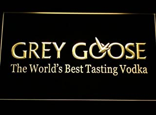 A216-b Grey Goose Vodka Neon Light Sign