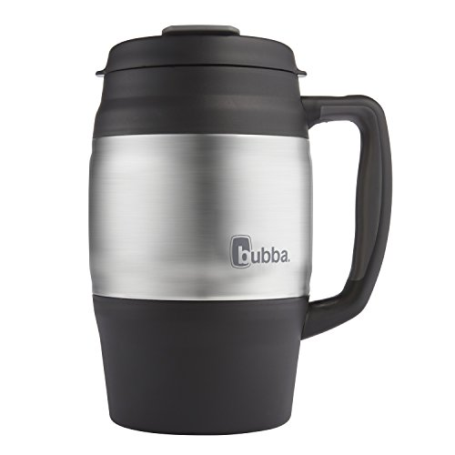 bubba Classic Insulated Travel Mug, 34 oz., Black