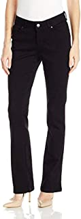 LEE Women's Modern Series Curvy Fit Publisher Slim Bootcut Pant