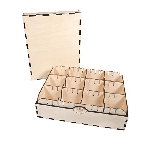The Broken Token 3 Row High Capacity Card Case