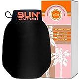 Sun Laboratories Self Tanner Build Up Remover Mitt, Exfoliation Glove Tan Remover