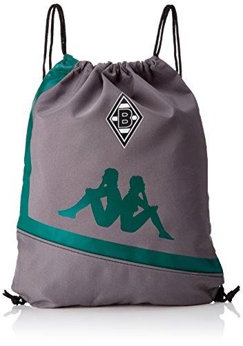 Kappa Herren BMG Gymbag Sporttasche, 485 anthra, One Size
