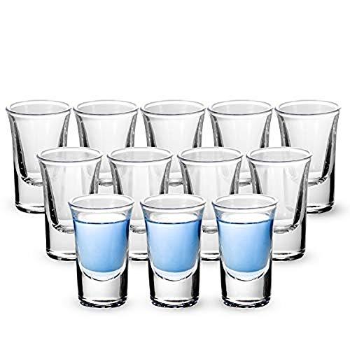 Small (1 oz) Glass Shot Glasses