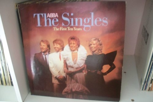ABBA - The Singles - The First Ten Years - [2LP]