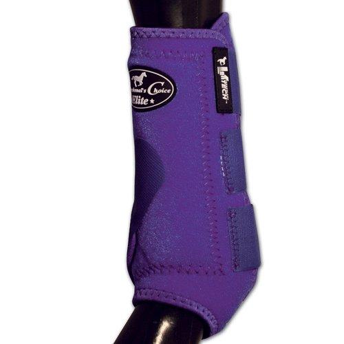 Professionals Choice Elite Ventech Cheval 4 SMB Bottes Violet Toutes Les Tailles Tack