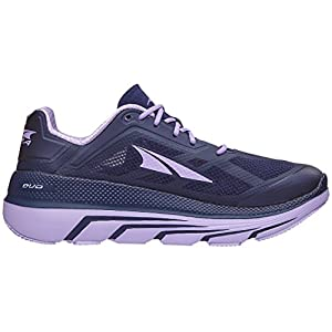 ALTRA Women's Duo Road Running Shoe, Purple - 6.5 M US