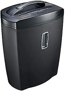 Bonsaii DocShred 8-Sheet High-Serurity Micro-Cut Paper/CD/Credit Card Shredder with Large 5.5 Gallon Wastebasket Capacity ...