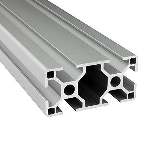 Alu Profil 30x60mm 2m System-, Montage-, Konstruktionsprofil Nut 8 1600mm