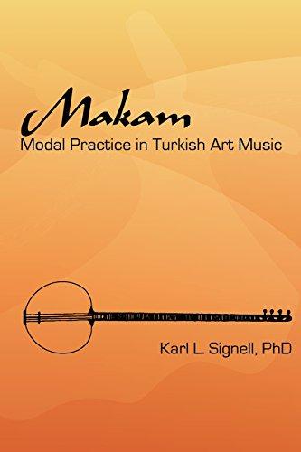 Makam: Modal Practice In Turkish Art Music