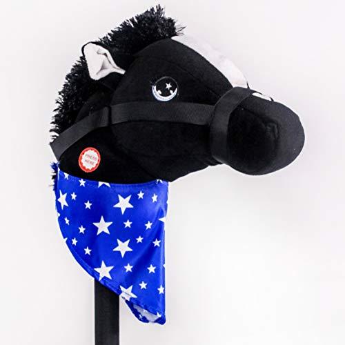 PonyLand Black Stick Horse...