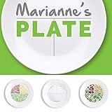 Zoom IMG-2 the healthy portion piatto colorato