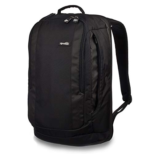 Genius Pack Travel Backpack w/Integrated Suiter - Smart, Organized, Lightweight Backpack