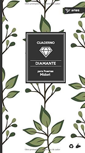 Cuaderno Diamante para Poemas Midori