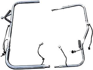 日野 NEWプロフィア エアループプロフィア レンジャープロ 電動ミラー ミラーステー 熱線配線付き 左右 外装 トラック パーツ