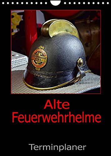 Cascos antiguos de los bomberos - Calendario