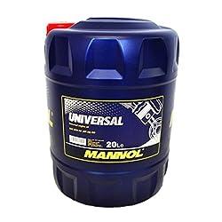 MANNOL Universal 15W-40 API SG/CD Motorenöl, 20 Liter