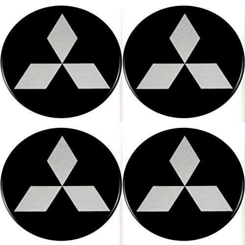 Embleme Radnabenkappen Aufkleber Nabendeckel SILICON Rund 56 mm Art.Nr.EMITS56