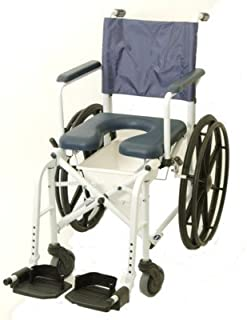 Invacare Mariner Rehab Shower Commode Chair - 16